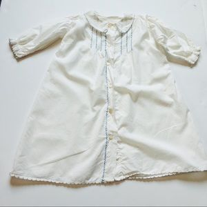 Other - Vintage toddler embroidered nightgown💞